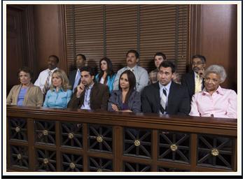 trial jury